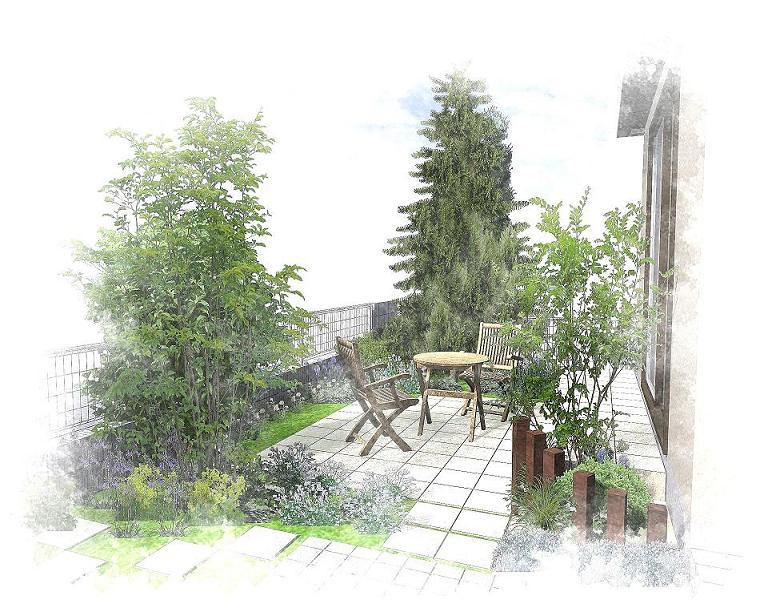 Garden aube ガーデンオーヴ