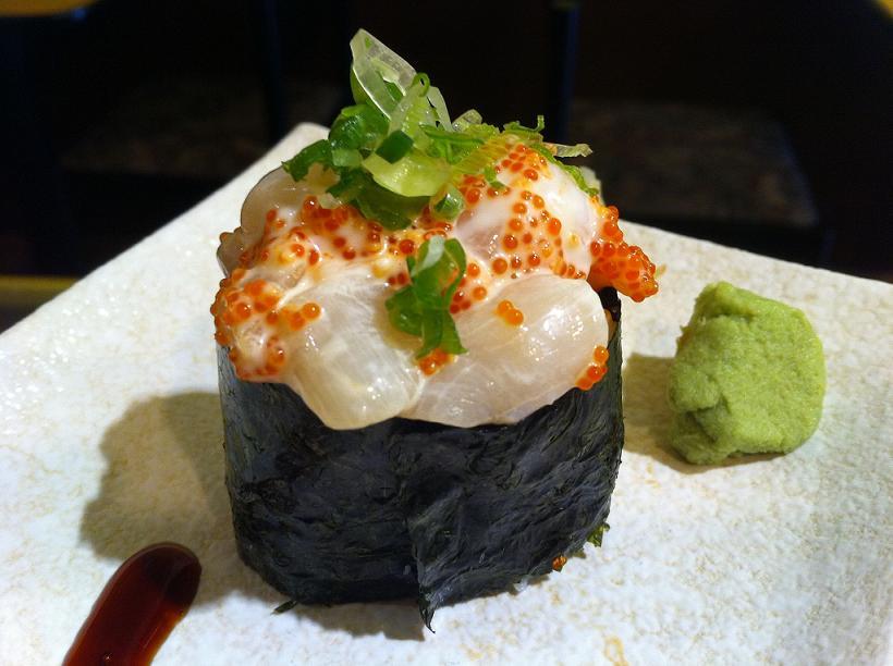 Sushi Bar nagomi (寿司バーなごみ)